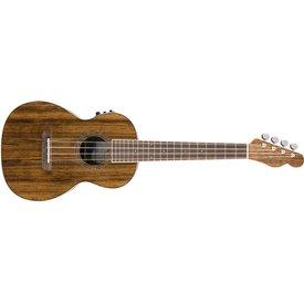 Fender Fender Rincon Tenor Ukulele V2, Ovangkol Fingerboard, Natural