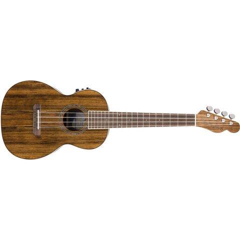 Fender Rincon Tenor Ukulele V2, Ovangkol Fingerboard, Natural