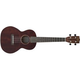 Gretsch Guitars Gretsch G9120 Tenor Standard Ukulele with Gig Bag, Vintage Mahogany Stain