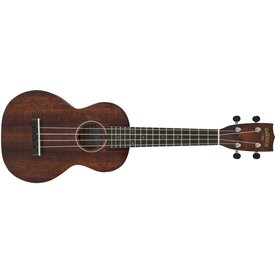 Gretsch Guitars Gretsch G9110 Concert Standard Ukulele with Gig Bag, Ovangkol Fingerboard, Vintage Mahogany Stain