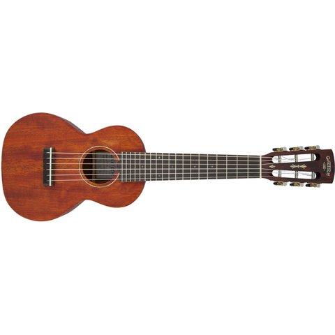 Gretsch G9126 Guitar-Ukulele with Gig Bag, Ovangkol Fingerboard, Honey Mahogany Stain