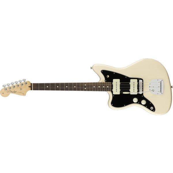 Fender Fender American Pro Left-Handed Jazzmaster, Rosewood Fingerboard, Olympic White