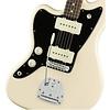 Fender American Pro Left-Handed Jazzmaster, Rosewood Fingerboard, Olympic White