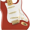 Fender Limited Edition Classic Series '50s Stratocaster Maple Fingerboard, Fiesta Red