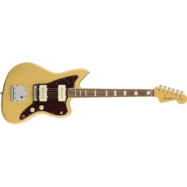 Fender Fender 60th Anniversary Jazzmaster, Pau Ferro Fingerboard, Vintage Blonde
