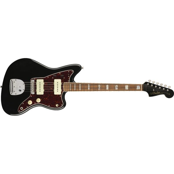 Fender Fender 60th Anniversary Jazzmaster, Pau Ferro Fingerboard, Black