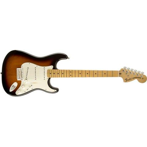 Fender American Special Stratocaster, Maple Fingerboard, 2-Color Sunburst