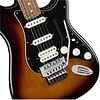 Fender Player Stratocaster with Floyd Rose, Pau Ferro Fingerboard, 3-Color Sunburst