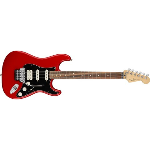 Fender Player Stratocaster with Floyd Rose, Pau Ferro Fingerboard, Sonic Red