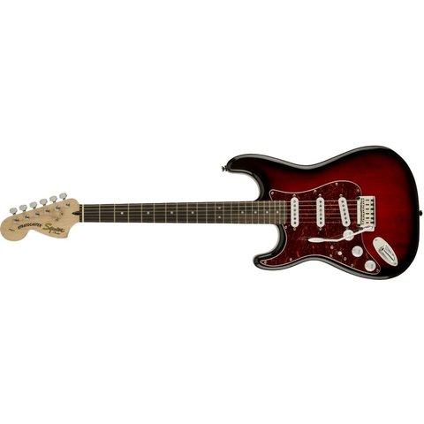 Fender Standard Stratocaster Left-Handed, Laurel Fingerboard, Antique Burst