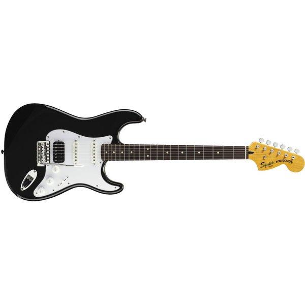 Squier Fender Vintage Modified Stratocaster HSS, Laurel Fingerboard, Black