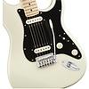 Fender Contemporary Stratocaster HH, Maple Fingerboard, Pearl White