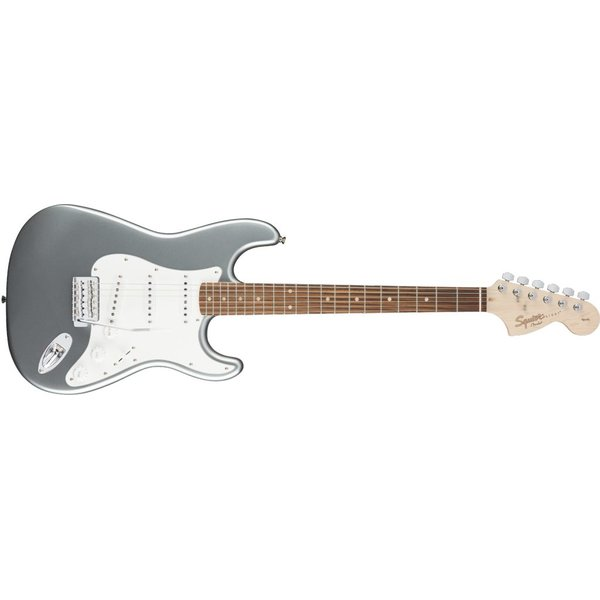 Squier Fender Affinity Series Stratocaster, Rosewood Fingerboard, Slick Silver