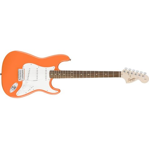 Fender Affinity Series Stratocaster, Rosewood Fingerboard, Competition Orange