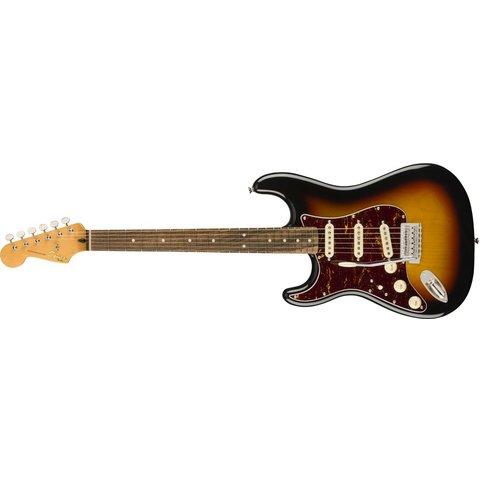 Fender Classic Vibe Stratocaster '60s Left-Handed, Laurel Fingerboard, 3-Color Sunburst