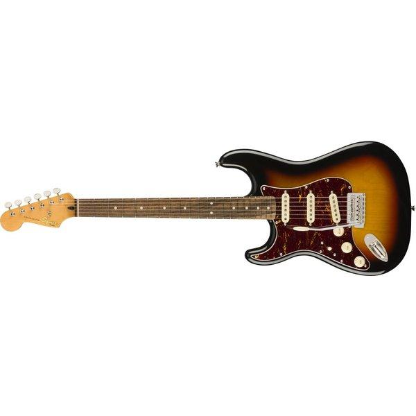 Squier Fender Classic Vibe Stratocaster '60s Left-Handed, Laurel Fingerboard, 3-Color Sunburst