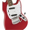 Fender Vintage Modified Mustang, Laurel Fingerboard, Fiesta Red