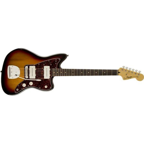 Squier Fender Vintage Modified Jazzmaster, Laurel Fingerboard, 3-Color Sunburst