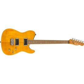 Fender Fender Special Edition Custom Telecaster FMT HH, Laurel Fingerboard, Amber