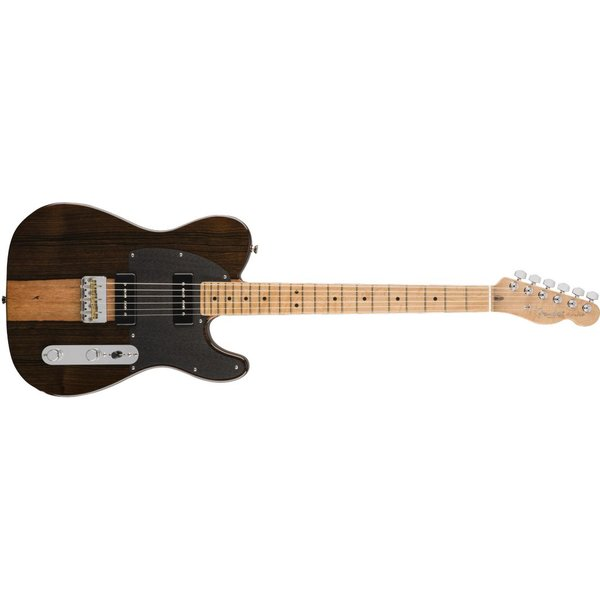 Fender Fender 2017 Limited Edition Malaysian Blackwood Telecaster 90, Natural