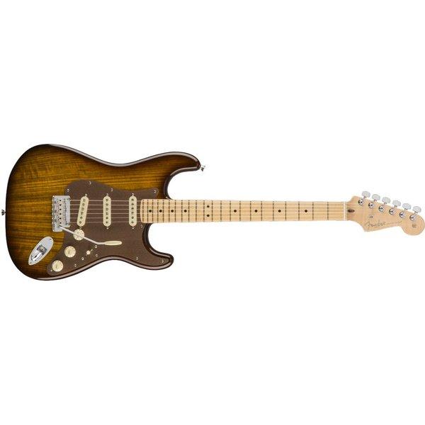 Fender Fender 2017 Limited Edition Shedua Top Stratocaster, Natural