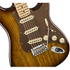 Fender 2017 Limited Edition Shedua Top Stratocaster, Natural