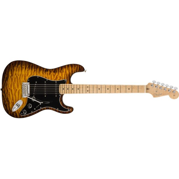 Fender Fender 2017 Limited Edition American Professional Mahogany Stratocaster, Violin Burst
