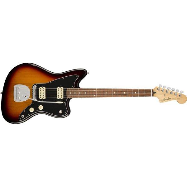 Fender Fender Player Jazzmaster, Pau Ferro Fingerboard, 3-Color Sunburst