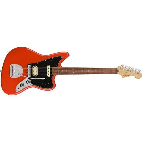 Fender Player Jaguar, Pau Ferro Fingerboard, Sonic Red