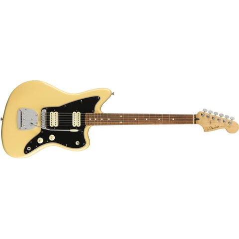 Fender Player Jazzmaster, Pau Ferro Fingerboard, Buttercream