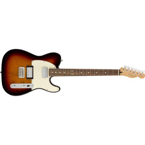 Fender Fender Player Telecaster HH, Pau Ferro Fingerboard, 3-Color Sunburst S/N MX19023794