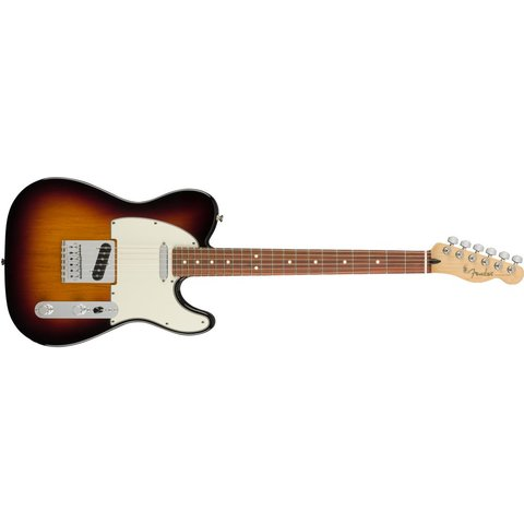 Fender Player Telecaster, Pau Ferro Fingerboard, 3-Color Sunburst