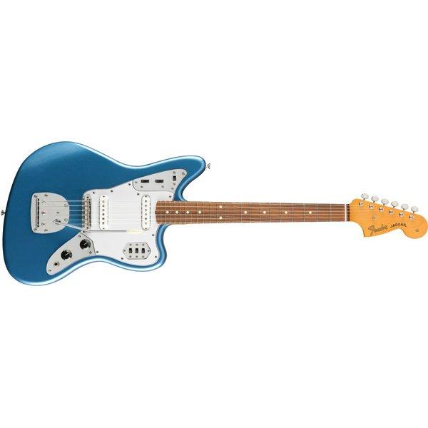 Fender Fender 60s Jaguar Lacquer, Pau Ferro Fingerboard, Lake Placid Blue