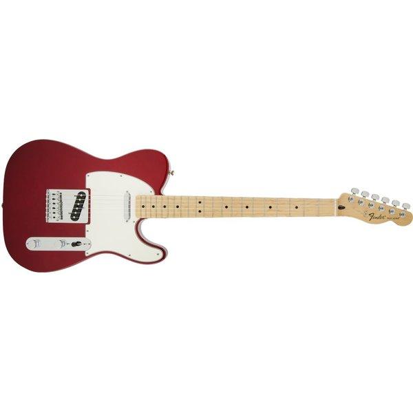 Fender Fender Standard Telecaster, Maple Fingerboard, Candy Apple Red