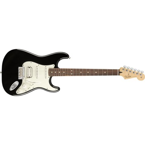 Fender Player Stratocaster HSS, Pau Ferro Fingerboard, Black