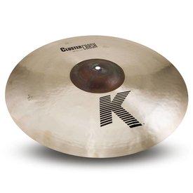 "Zildjian Cymbals 20"" K Zildjian Cluster Crash 1690 grams"