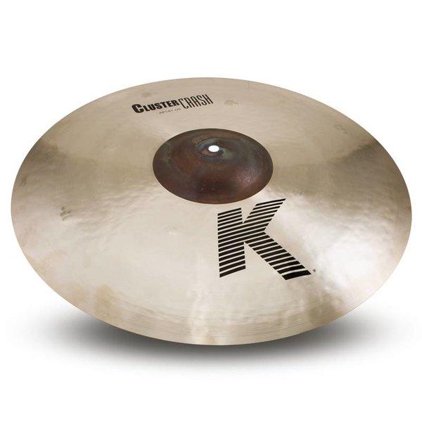 """Zildjian Cymbals 20"""" K Zildjian Cluster Crash"""
