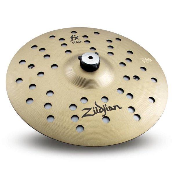 "Zildjian Cymbals 12"" FX Stack Pair w/Mount"