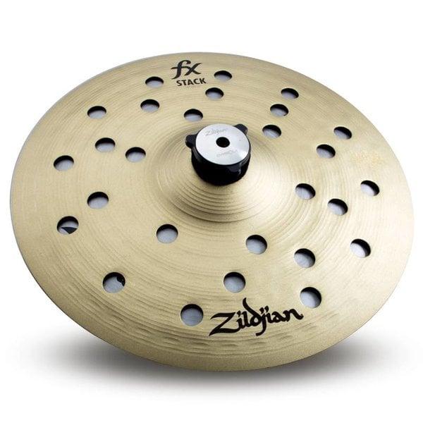 "Zildjian Cymbals 10"" FX Stack Pair w/Mount"