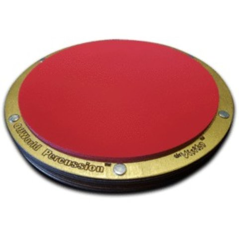"Offworld Percussion Aurora Series Visitor Modular Practice Pad w/8"" Red Dwarf Top"