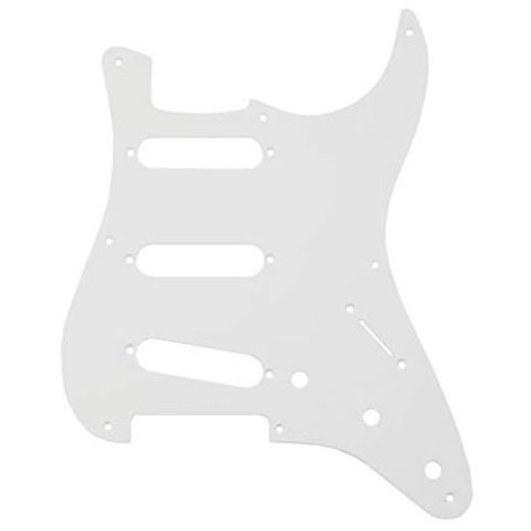 Fender 56 White Strat Pickguard