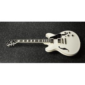 Ibanez Ibanez AS73GIV AS Artcore 6str Electric Guitar  - Ivory