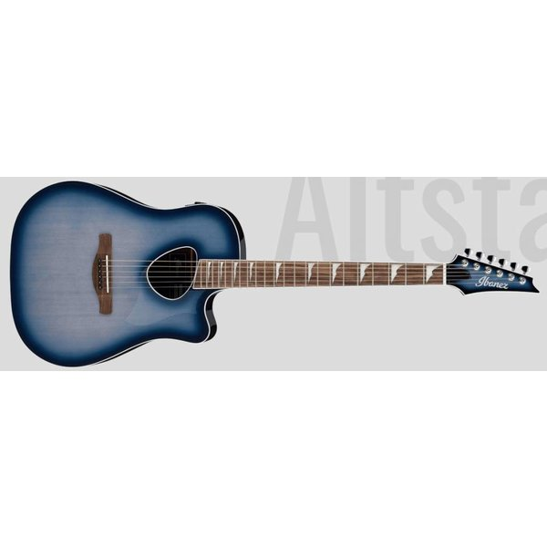 Ibanez Ibanez ALT30IBB ALTSTAR Series - Indigo Blue Burst Gloss