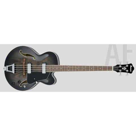 Ibanez AFB200TKS AFB Artcore 4str Electric Hollow body Bass - Transparent Black Sunburst