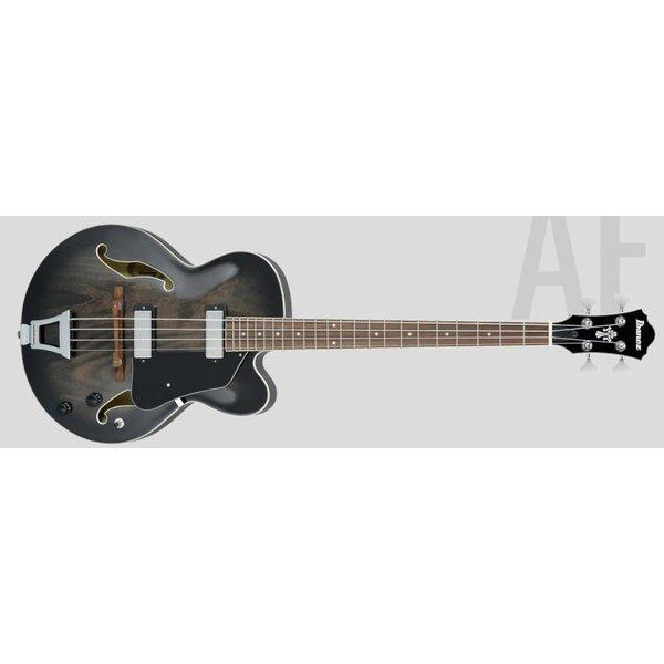 Ibanez Ibanez AFB200TKS AFB Artcore 4str Electric Hollow body Bass - Transparent Black Sunburst