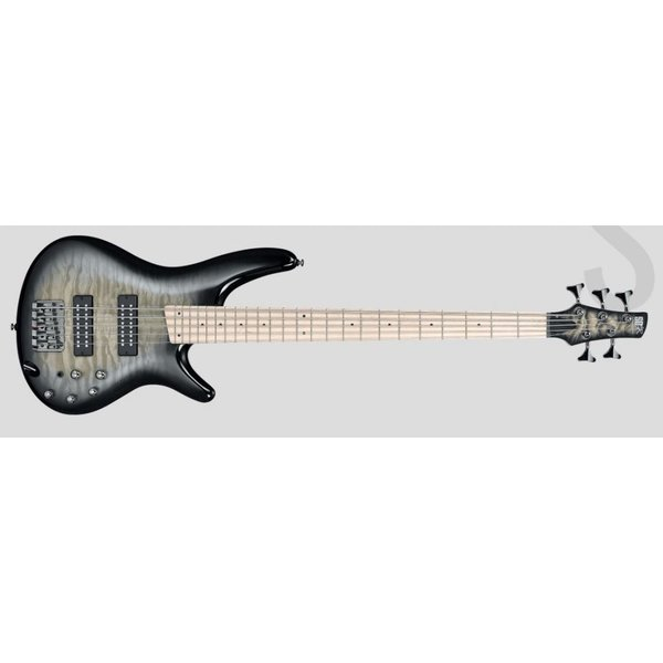 Ibanez Ibanez SR405EMQMSKG SR Standard 5str Electric Bass - Surreal Black Burst Gloss