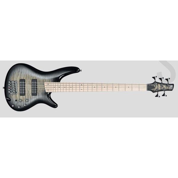 Ibanez Ibanez SR405EMQMSKG SR Standard 5str Electric Bass - Surreal Black Burst Gloss
