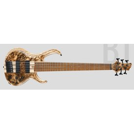 Ibanez Ibanez BTB846VABL BTB Bass Workshop 6str Electric Bass - Antique Brown Stained Low Gloss