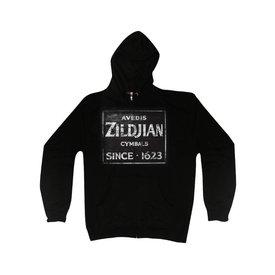 Zildjian Zildjian Vintage Sign Zip Hoodie XL