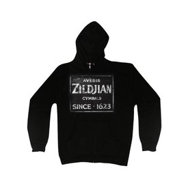 Zildjian Zildjian Vintage Sign Zip Hoodie S